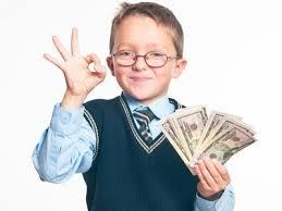 как зарабатывать деньги детям