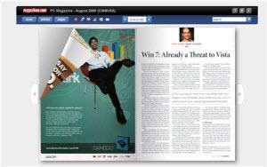 интернет журнал