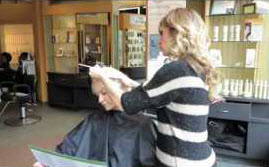 парикмахерские услуги