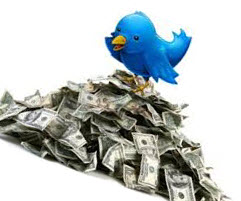 заработок на твиттер
