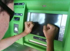 что делать если банкомат не выдает деньги