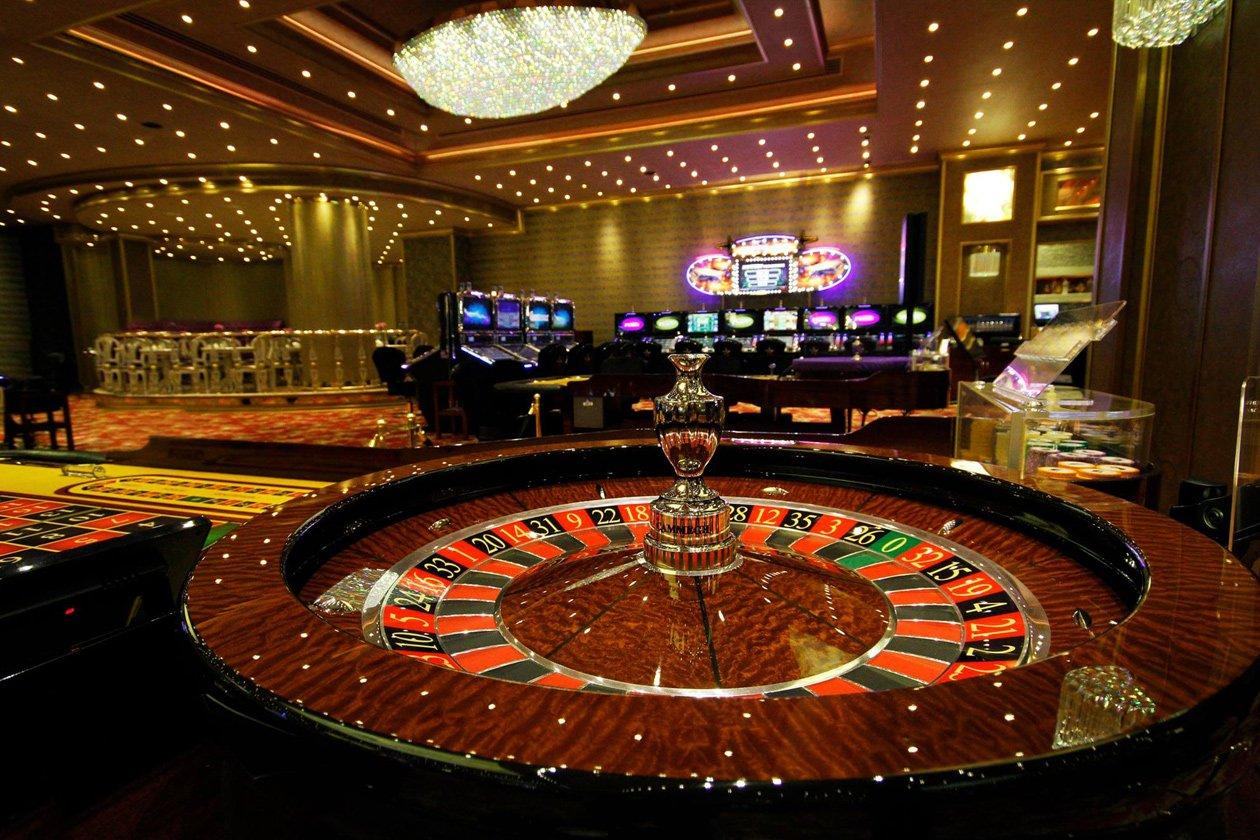 Особенности казино Grand Casino