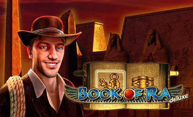 Правила игры Book of Ra