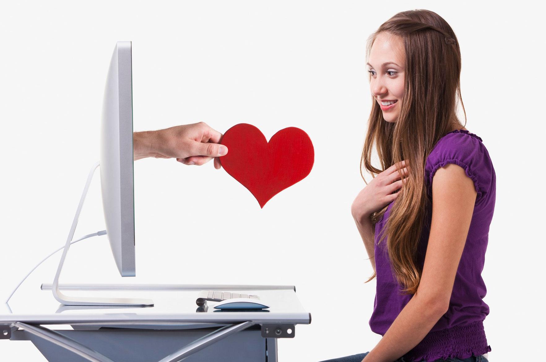 Как найти свою любовь на сайте знакомств?