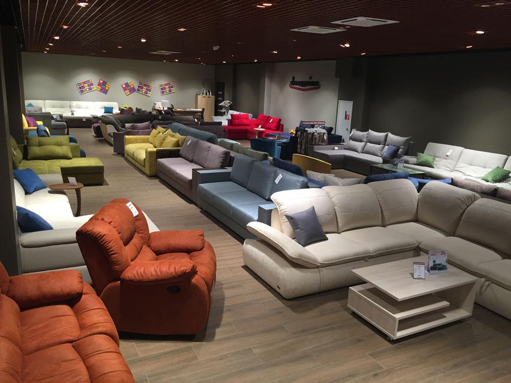 Какой посетить салон мебели?